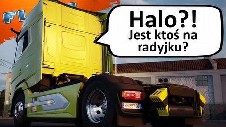 Dodatek, który zmieni Euro Trucka. FLESZ – 18 czerwca 2021