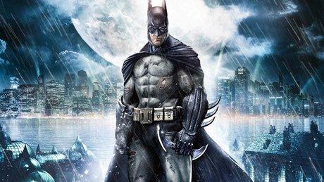 Lato z Padem - Batman: Arkham Asylum