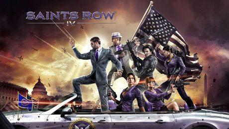 Saints Row IV - ruszamy w otwarty świat szalonego sandboksa!