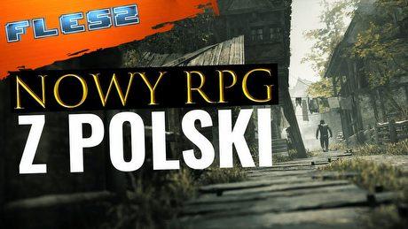 Tak wygląda nowy RPG z Polski. FLESZ - 26 maja 2021