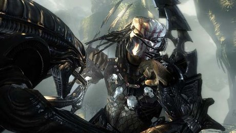 Gramy w Aliens vs Predator - Obcy