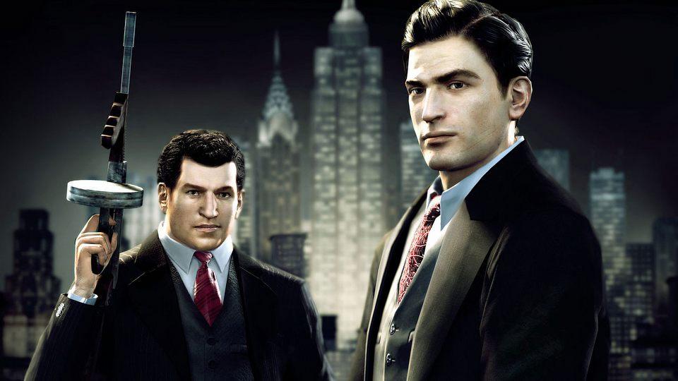 Mafia Ii Filmy Z Gry