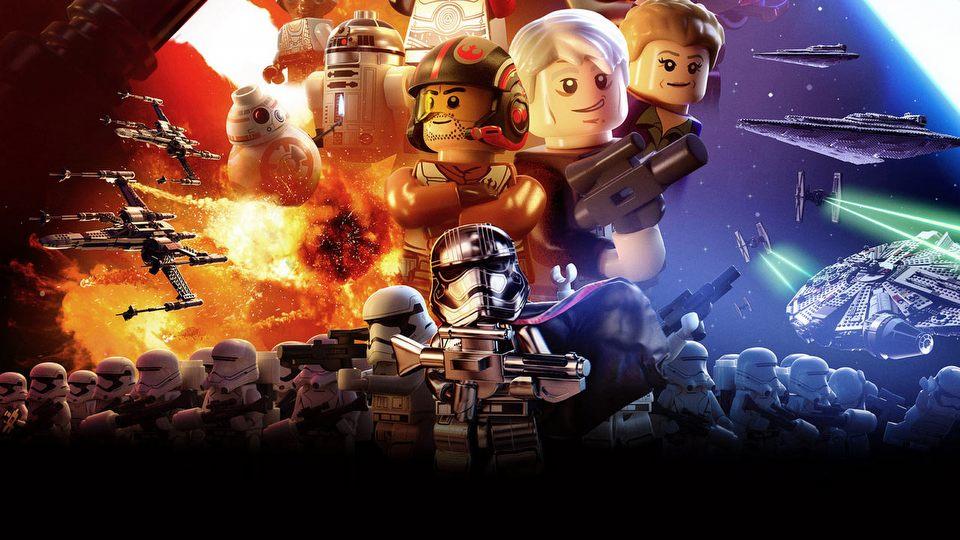 Moc Jest W Klockach Wrażenia Z Lego Star Wars Przebudzenie Mocy