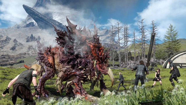 Final Fantasy XV: Windows Edition Official Benchmark