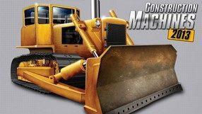 Construction Machines 2013