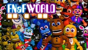 FNAF World (iOS)