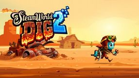 SteamWorld Dig 2 (3DS)