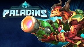 Paladins: Champions of the Realm (Switch)