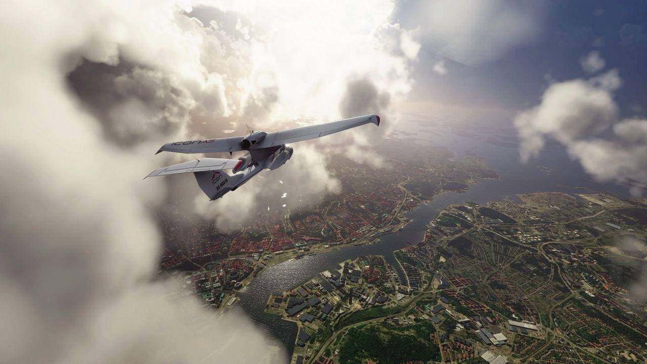 Microsoft Flight Simulator Custom PC's Performance ...