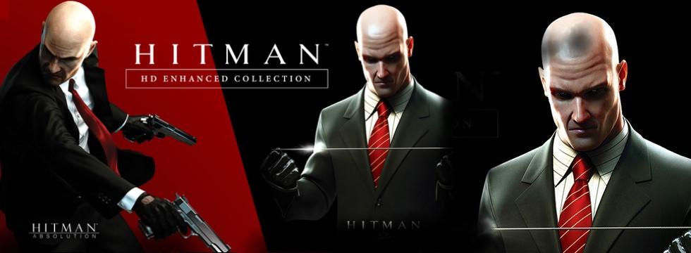 Hitman Hd Enhanced Collection Announced Gamepressure Com