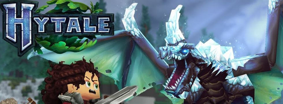 Hytale: a brand new game from the Minecraft community