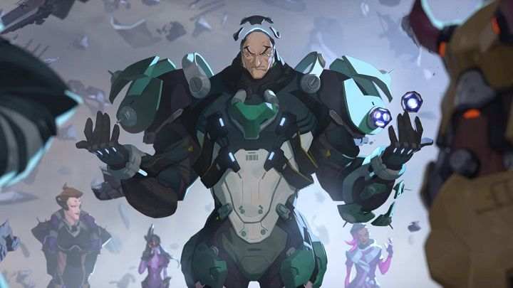 Sigma is the New Hero in Overwatch