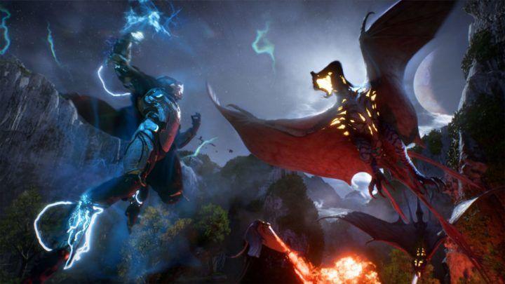 Anthem's Lead Producer Has Left BioWare