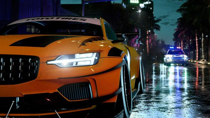 Need for Speed: Heat - First Gameplay