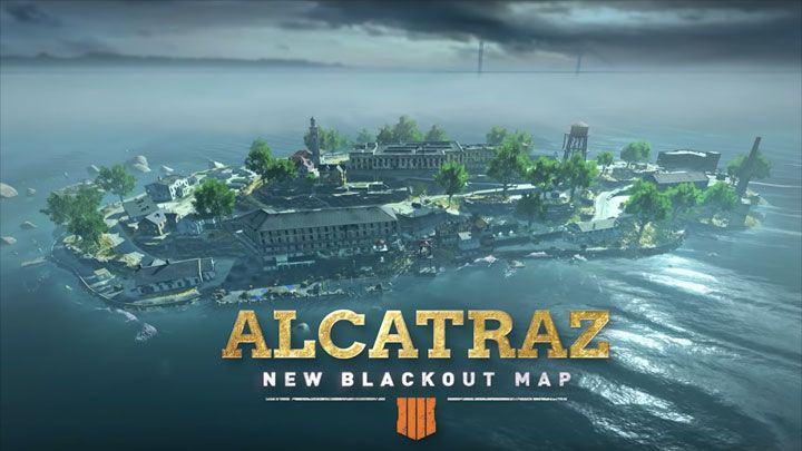 Alcatraz in CoD Warzone; Black Ops Zombie Map May Return | gamepressure.com